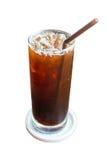 Iced black coffee Stock Photography