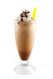 Iced Blended Frappucino Royalty Free Stock Image