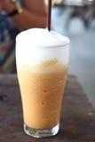 Iced blened el café imagen de archivo