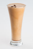 Iced chocolate coffee frappe drink Royalty Free Stock Photos