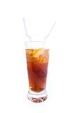 iced citronromtea Fotografering för Bildbyråer