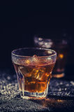 Iced Cocktails Royalty Free Stock Image