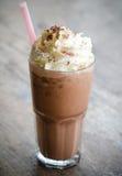 Iced cocoa Royalty Free Stock Photos