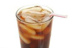 Iced coffee Stock Image