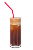Iced coffee Royalty Free Stock Image