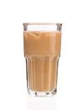 Iced Coffee with Milk. Stock Photos