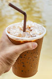 Iced Coffee. Stock Images