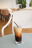 Iced coffee Royalty Free Stock Images