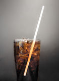 Iced cola drink Royalty Free Stock Photos