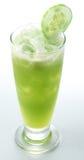 Iced Cucumber Juice Royalty Free Stock Photos