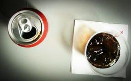 Iced drink royaltyfri fotografi