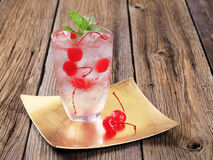 Iced drink Royalty Free Stock Photography