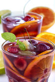 Iced drink Royalty Free Stock Image