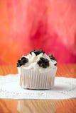 Iced Gourmet Cupcake Stock Image