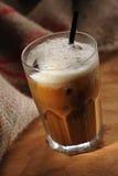iced kaffe Arkivfoton