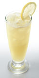 Iced Lemon Juice Royalty Free Stock Photos