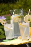 Iced lemonade Royalty Free Stock Photos