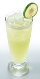 Iced Lime Juice Stock Image