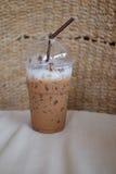 Iced Mocha Coffee Stock Image