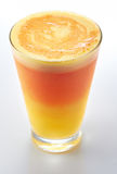 Iced Orange Juice stock photos