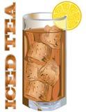 Iced Tea Royalty Free Stock Photos