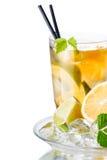 iced tea Royaltyfria Foton