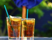 Iced Tea Stock Photography