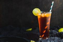 iced tea Arkivbild