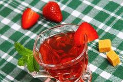 Iced tea Royaltyfri Fotografi