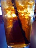 Iced Tea. Relaxing in the afternoon Stock Photo