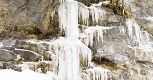 Icefall Stock Image