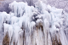 Icefall Royalty Free Stock Photos