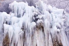 Icefall Royalty Free Stock Photos