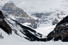 icefield Канады Стоковая Фотография RF