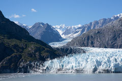 Icefield in Alaska, USA Royalty Free Stock Images