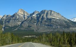 Free Icefield Parkway Stock Photography - 144761922