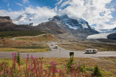 Icefield Parkway Stock Photography