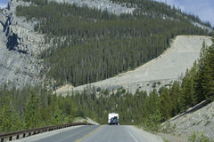 Free Icefields Parkway Royalty Free Stock Photos - 5868658