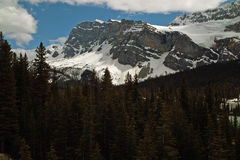 Icefields Parkway, Alberta, Canada. Stock Images