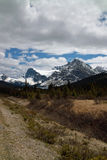 Icefields Parkway, Alberta, Canada. Royalty Free Stock Photography