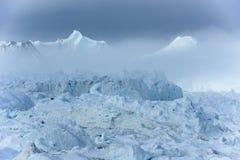 Icefjord Ilulissat, Greenland zdjęcie royalty free