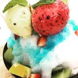 Iceing dolce Immagine Stock Libera da Diritti