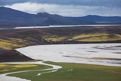 iceland royaltyfri fotografi