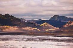 iceland arkivfoto