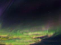 Iceland Aurora Royalty Free Stock Photos