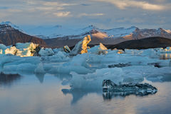 Iceland, Beautiful arctic landscape, nature Royalty Free Stock Images
