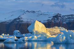 Iceland, Beautiful arctic landscape, nature Royalty Free Stock Photo