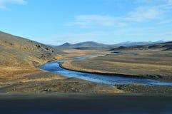 Iceland brook Stock Image