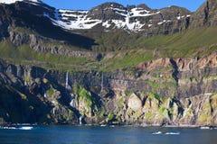 Iceland coast Stock Photo