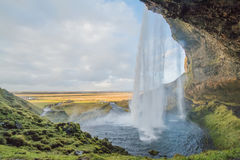 Iceland fall Royalty Free Stock Images